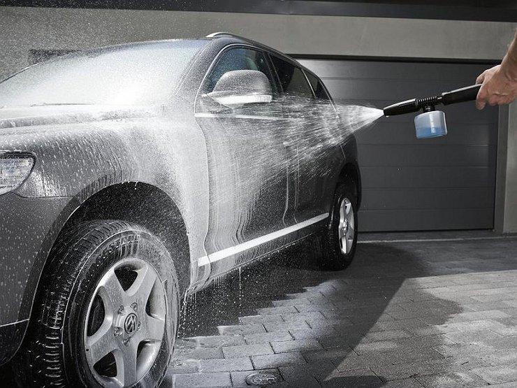 Мыть или не мыть машину зимой?