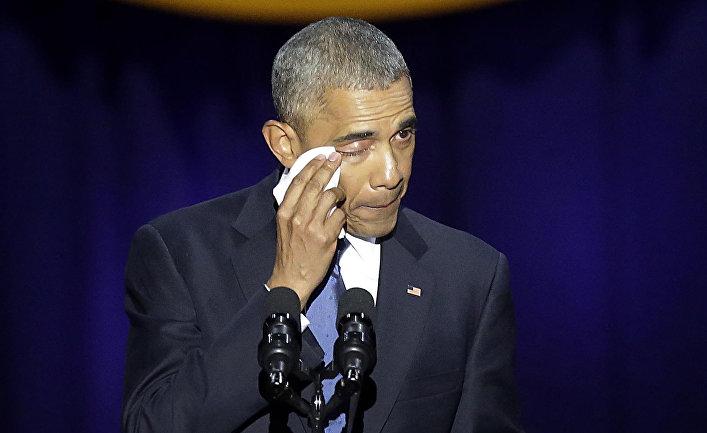 Обама не был великим президентом