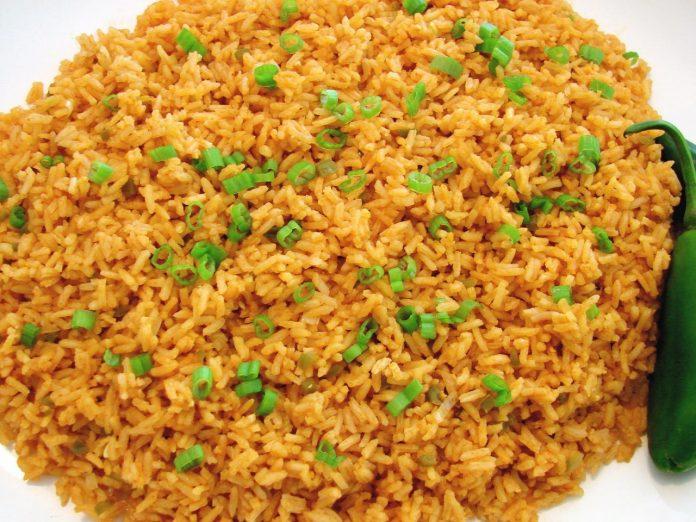 Вкуснейший жареный ароматный рис на гарнир. Супер рассыпчатый!