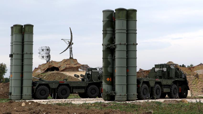 Ключи от неба. По кому будет целиться Турция российскими С-400?