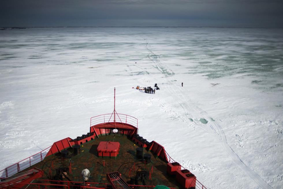 Европарламент призвал запретить нефтедобычу в Арктике