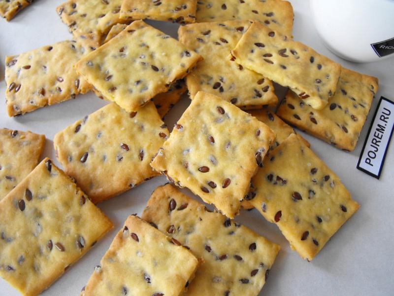 печенье из кукурузной муки рецепт