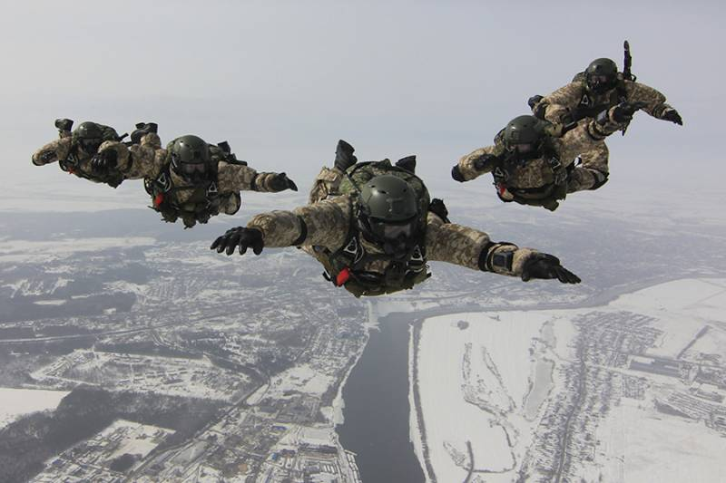 Российские силы специальных операций: взгляд из Америки