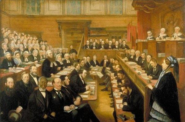 Громкие судебные дела в Российской империи