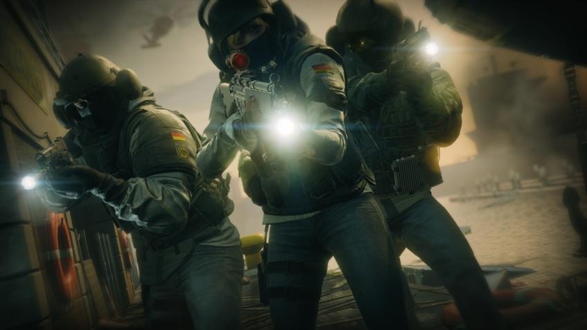 Утечка: первый взгляд на новых оперативников Rainbow Six: Siege