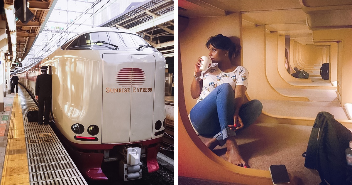Japanese Sleeper Trains That Help Passengers Save On A Night In A Hotel