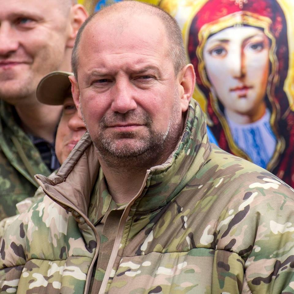 В Киеве депутат обстрелял родителей малышей