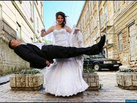 Самые смешные приколы на свадьбе!