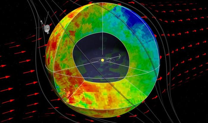 (Американские) ученые утверждают, что Солнечную систему окружает гигантский пузырь