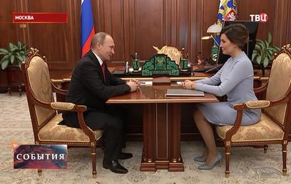 Путин пообещал продолжить программу мегагрантов для ученых