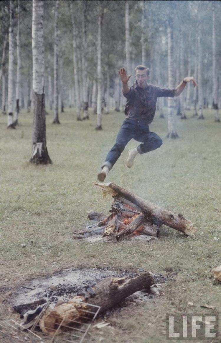 Как жила советская молодёжь в 1967 году. Снимал американский фотограф Билл Эппридж 29