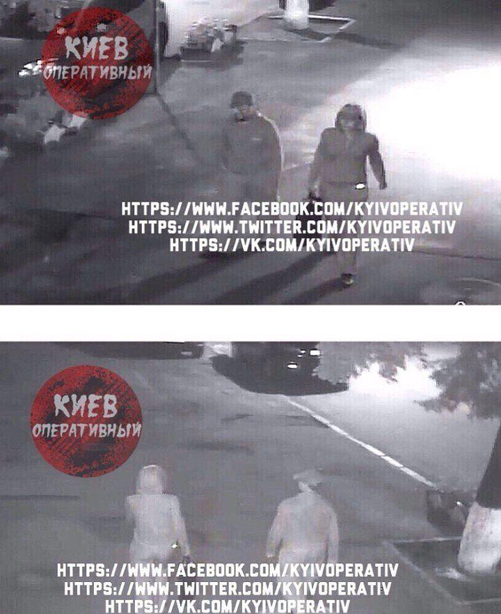 В соцсетях появились фото пары, взорвавшей машину Павла Шеремета