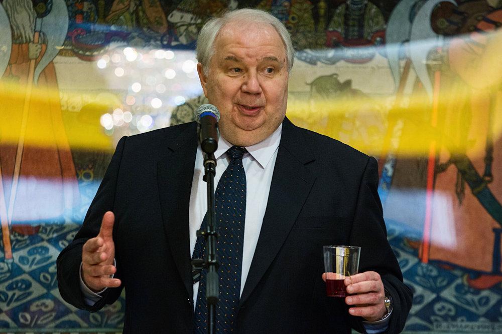 Российский посол провел прощальный прием в Вашингтоне