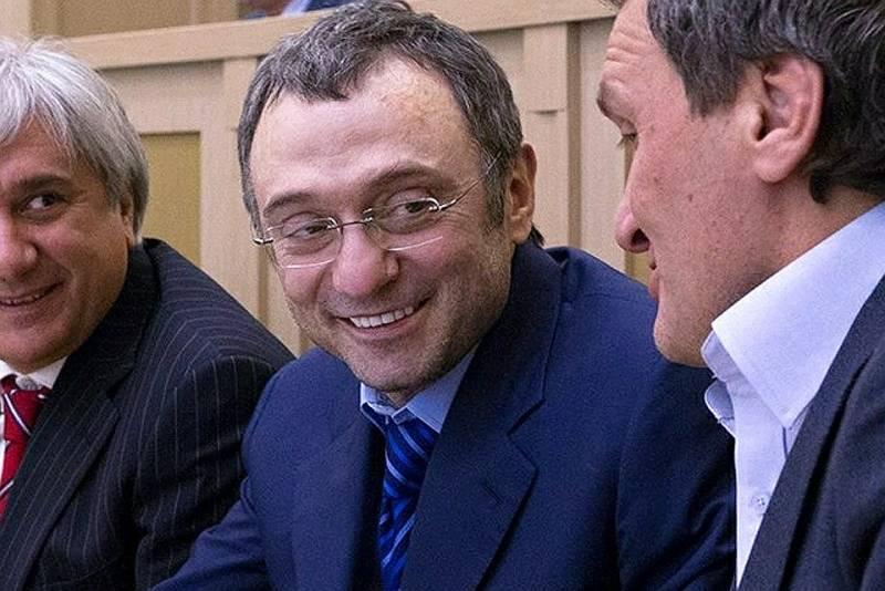 Залог за российского сенатора составил 20 миллионов евро