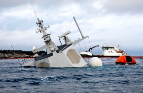 Причины гибели фрегата НАТО: Непрофессионализм на фоне наглости