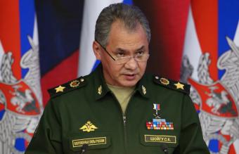 """Шойгу ответил Фэллону, призвавшему Россию не """"совать лапы в Ливию"""": СМИ"""