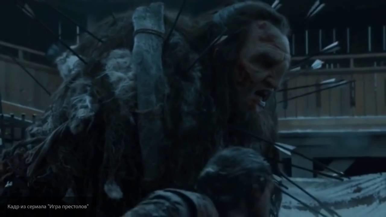 В Британии скончался самый высокий актер из сериала «Игра престолов»