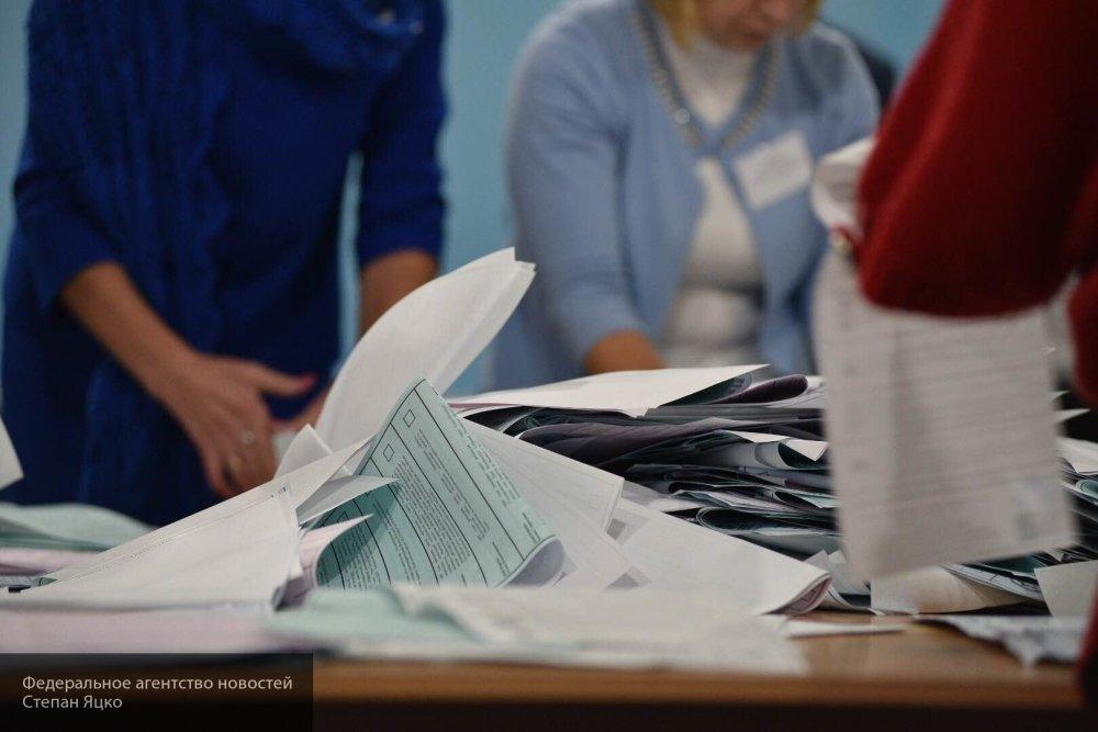 ЦИК признал прошедшие выборы президента РФ состоявшимися и действительными