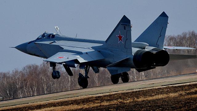 В Норвегии прокомментировали перехват своего самолета российским МиГ-31