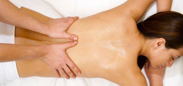 Как делать массаж: 7 картинок для понимания смысла движений рук.