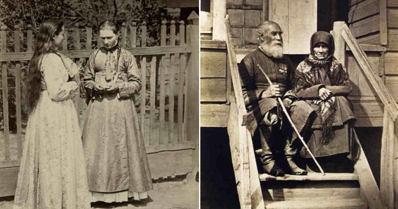 40 фото из дореволюционной жизни донских казаков
