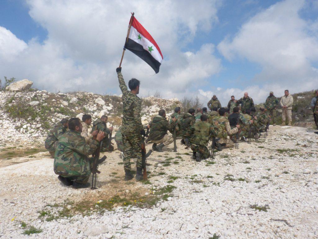 В сирийском Акербате завершилось разминирование всех основных дорог