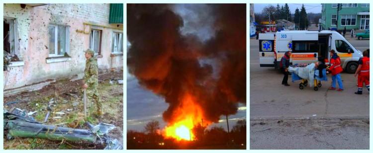 Украина скрывает истинные причины возгорания в Балаклее