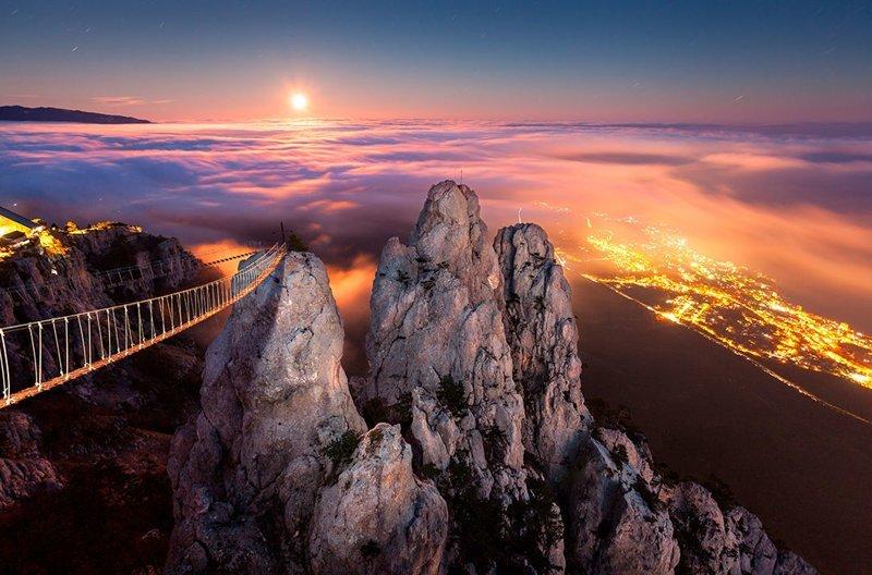 Ай-Петри, Крым зима, красота, природа, россия, фото
