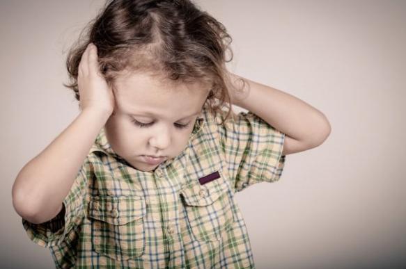 Детская шизофрения может появиться из-за грубого отношения к ребенку