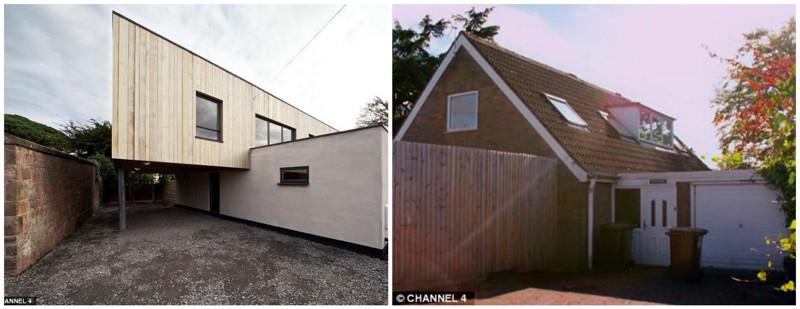 Супруги перестроили дом на свой вкус — они счастливы, а вот их соседи не очень