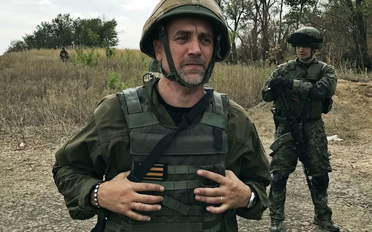 Прилепин рассказал про «кошмарные» потери ополченцев в Донбассе
