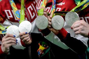 Более 100 олимпийских медалей вернули в Бразилию из-за ржавчины и пятен