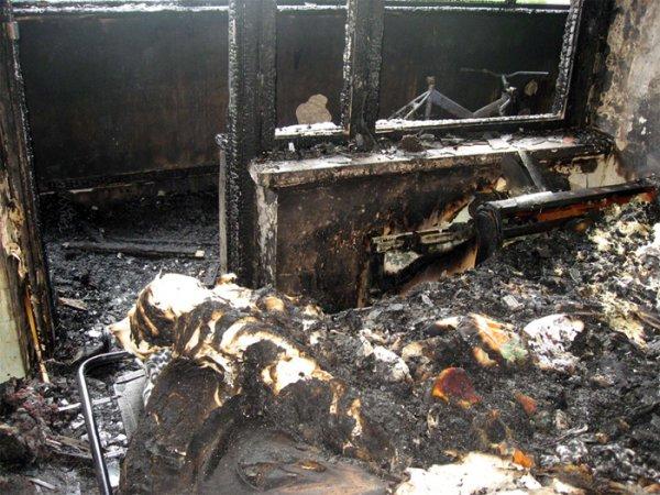 Восстановление ремонта дома или квартиры после пожара фото