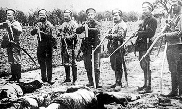 Белый террор в Гражданскую войну: что это было