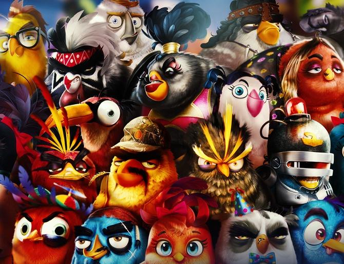 Лучшие мобильные игры недели — птичье насилие и раскаленный асфальт