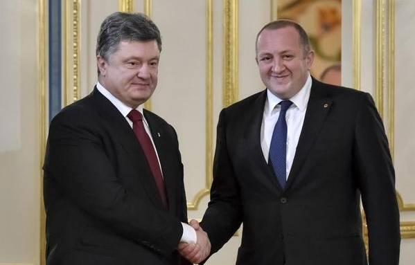 Грузия и Украина договорились создать «стратегический совет»