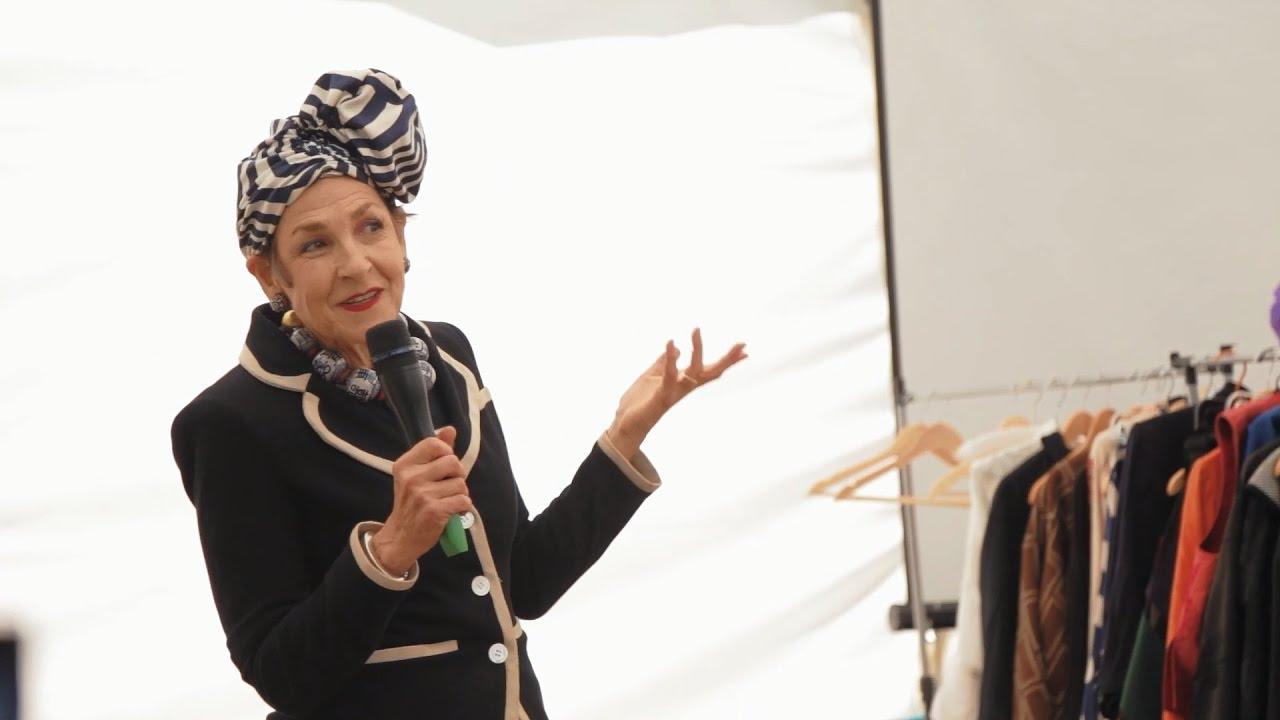 Ципора Саламон: До пятидесяти лет я не понимала, что красиво одеваться — и есть мое предназначение