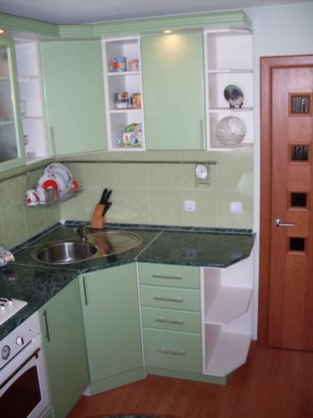 Кухня 4 квадратных метра дизайн