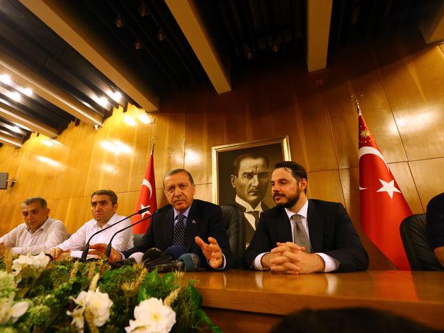 Действия Эрдогана