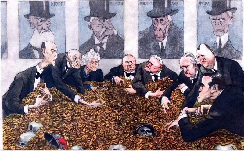 Российские банкиры спасают н…