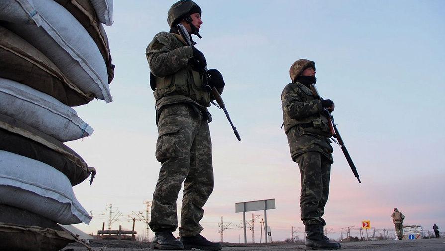 Стало известно, почему ВС Украины разоружили НВФ на границе с Крымом