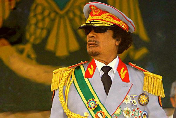 Пророческие слова Муаммара Каддафи, и кармический смех Башара Асада [Сирия, 2008 год]