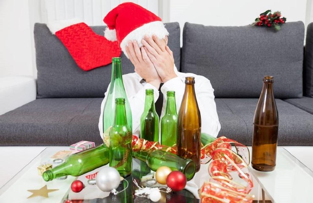 Кулинарная защита от новогоднего похмелья
