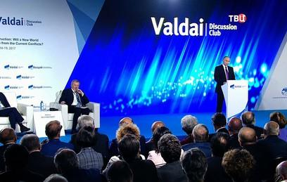 Путин: Запад экспортирует демократию по советскому примеру