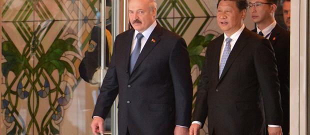 Лукашенко назвал Беларусь самой близкой Китаю страной
