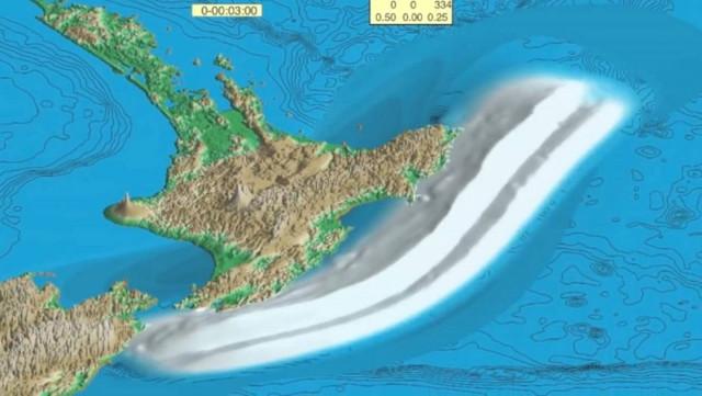 Новую Зеландию продолжают готовить к Апокалипсису?