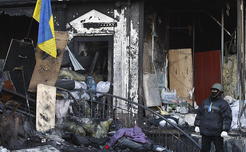 Погром в Киеве назначен на воскресенье