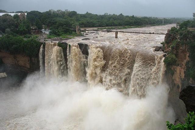 Водопад Гокак, Индия