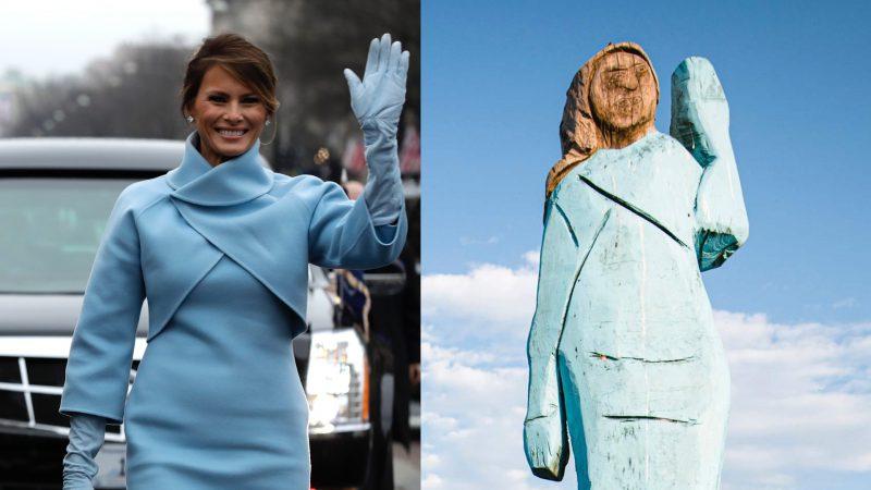 Наваяли: 10 худших статуй знаменитостей со всего мира