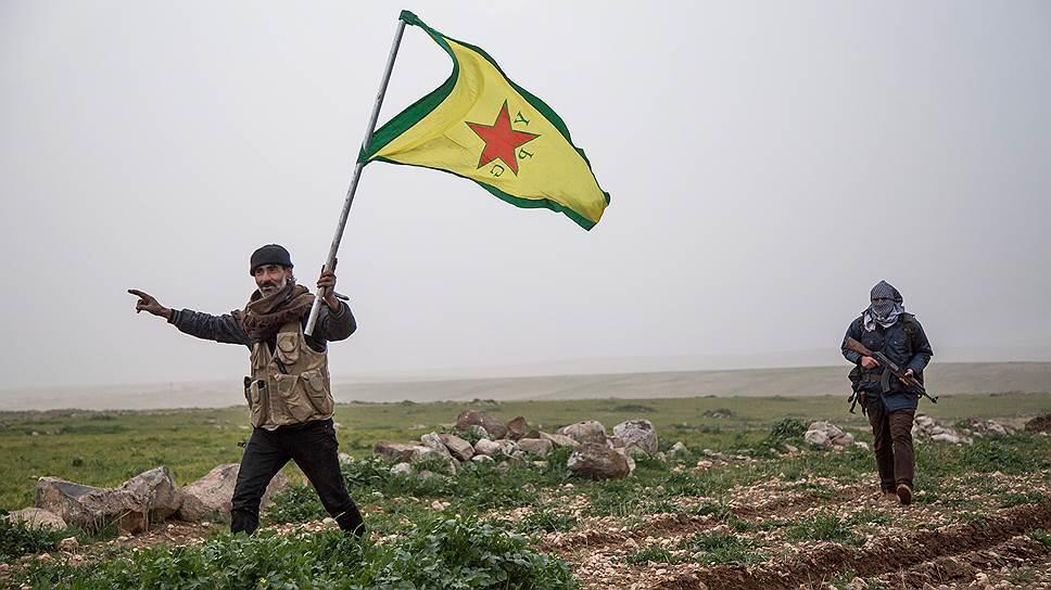 Позиция по курдам как точка сбора нового расклада в Сирии
